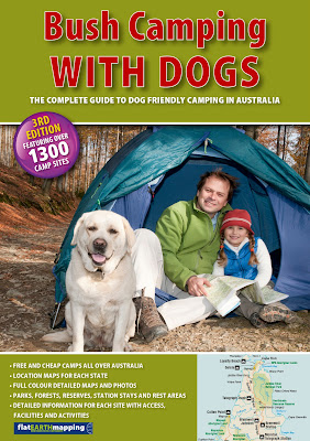 camping with dogs book