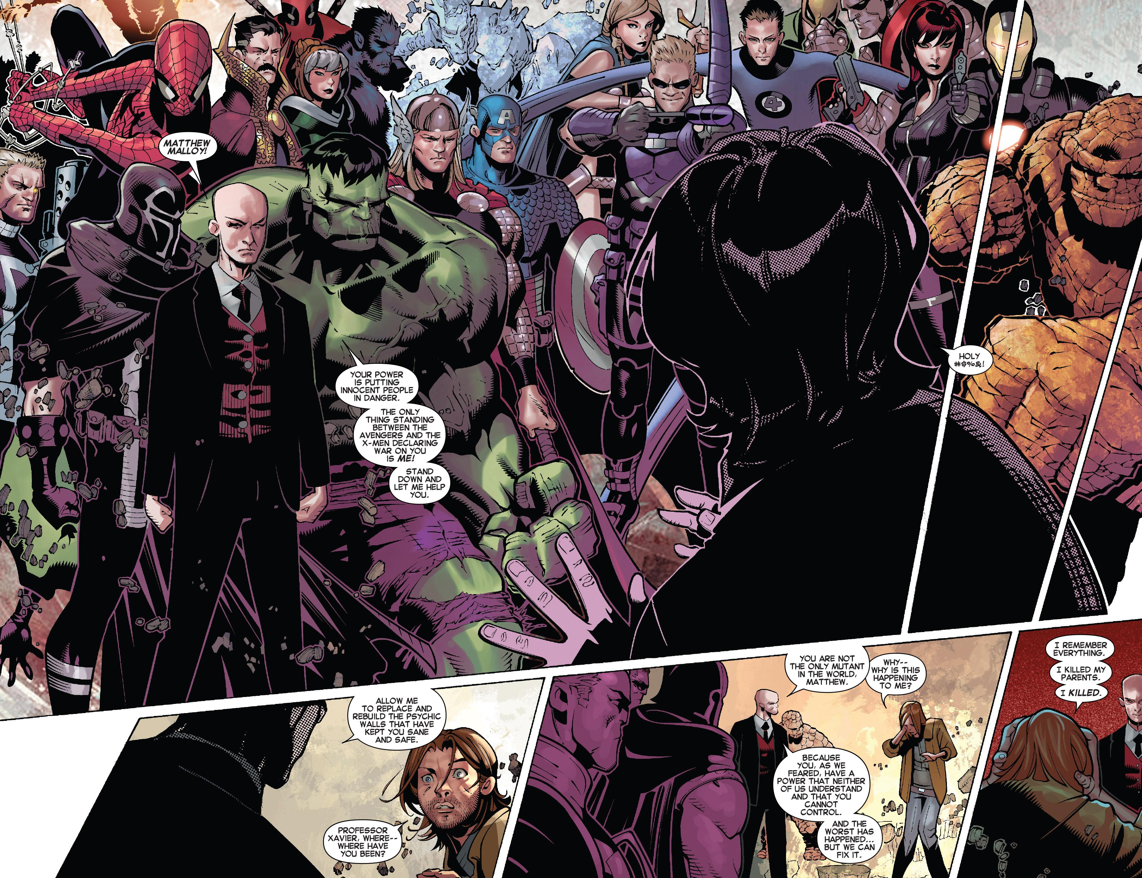 Read online Uncanny X-Men (2013) comic -  Issue #27 - 6