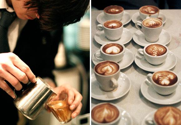 Grata Espresso Barrista Championships.