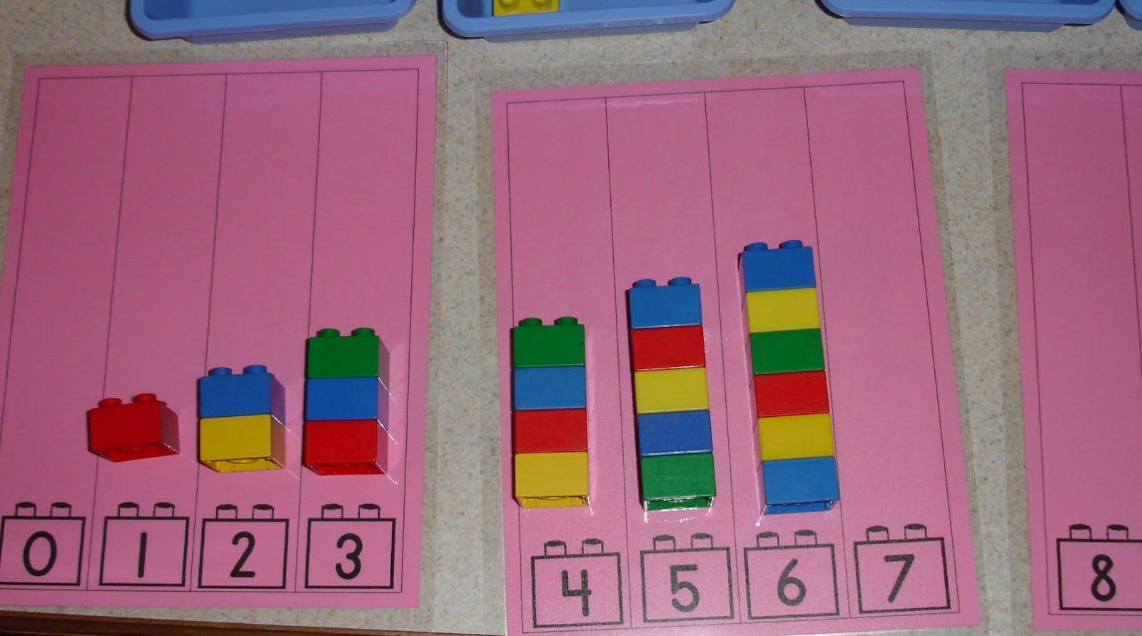 Legos In The Classroom