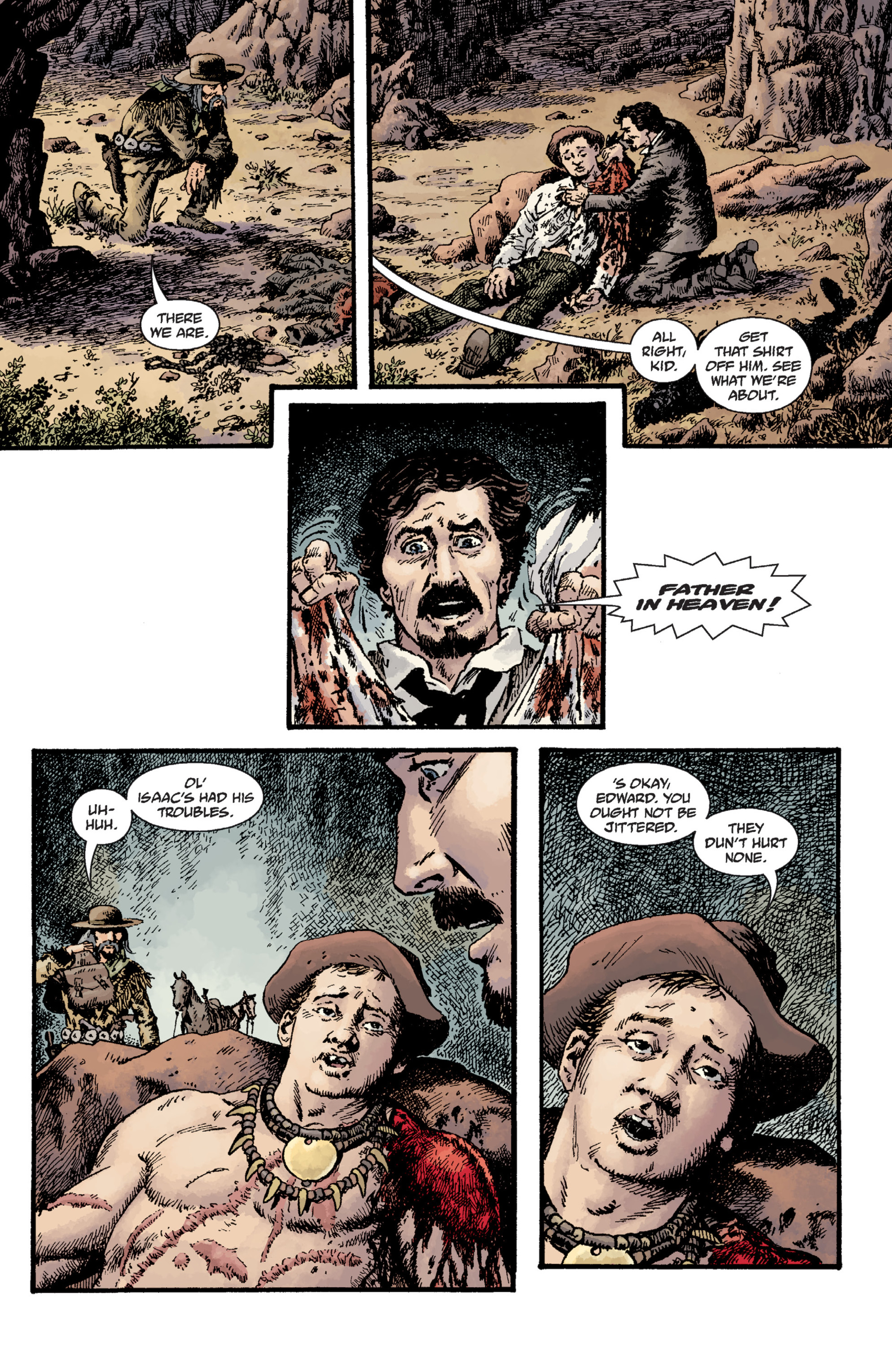 Read online Sir Edward Grey, Witchfinder: Lost and Gone Forever comic -  Issue # TPB - 68