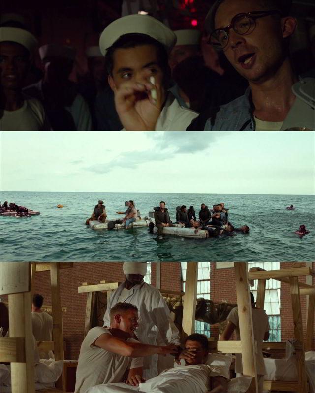 Hombres de coraje (2016) HD 1080p y 720p Latino