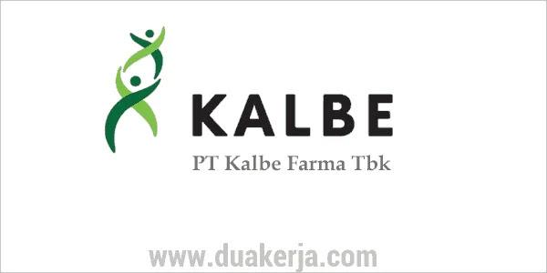 Lowongan Kerja PT Kalbe Farma Tbk Tahun 2019