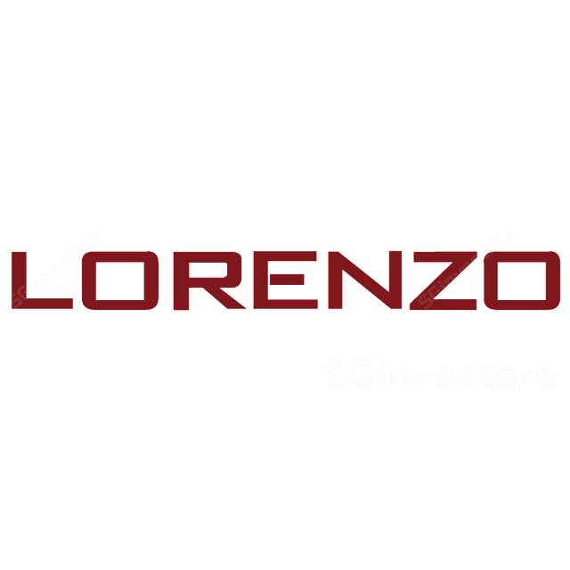 LORENZO INTERNATIONAL LIMITED (5IE.SI) @ SG investors.io