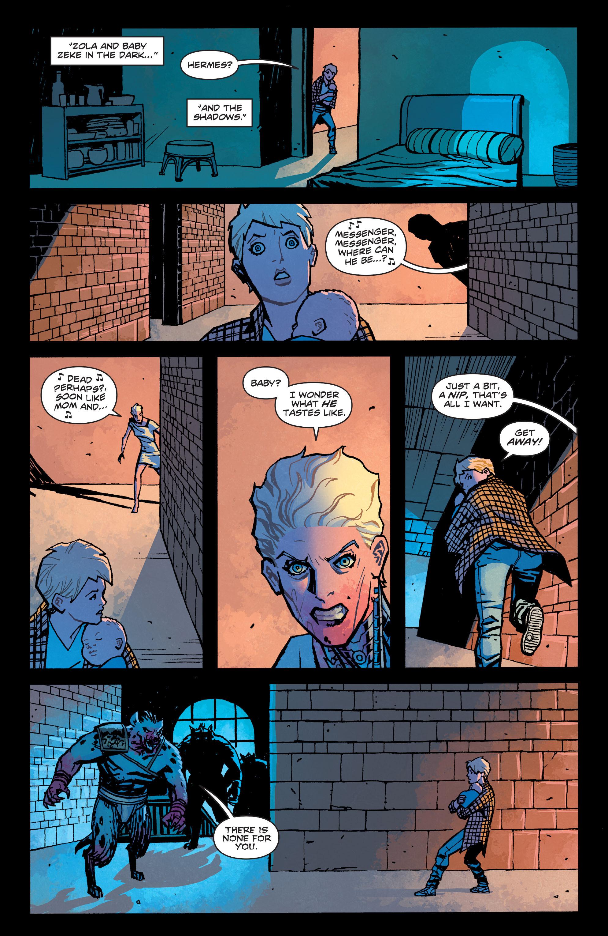 Read online Wonder Woman (2011) comic -  Issue #34 - 16