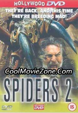 Spiders II: Breeding Ground (2001)