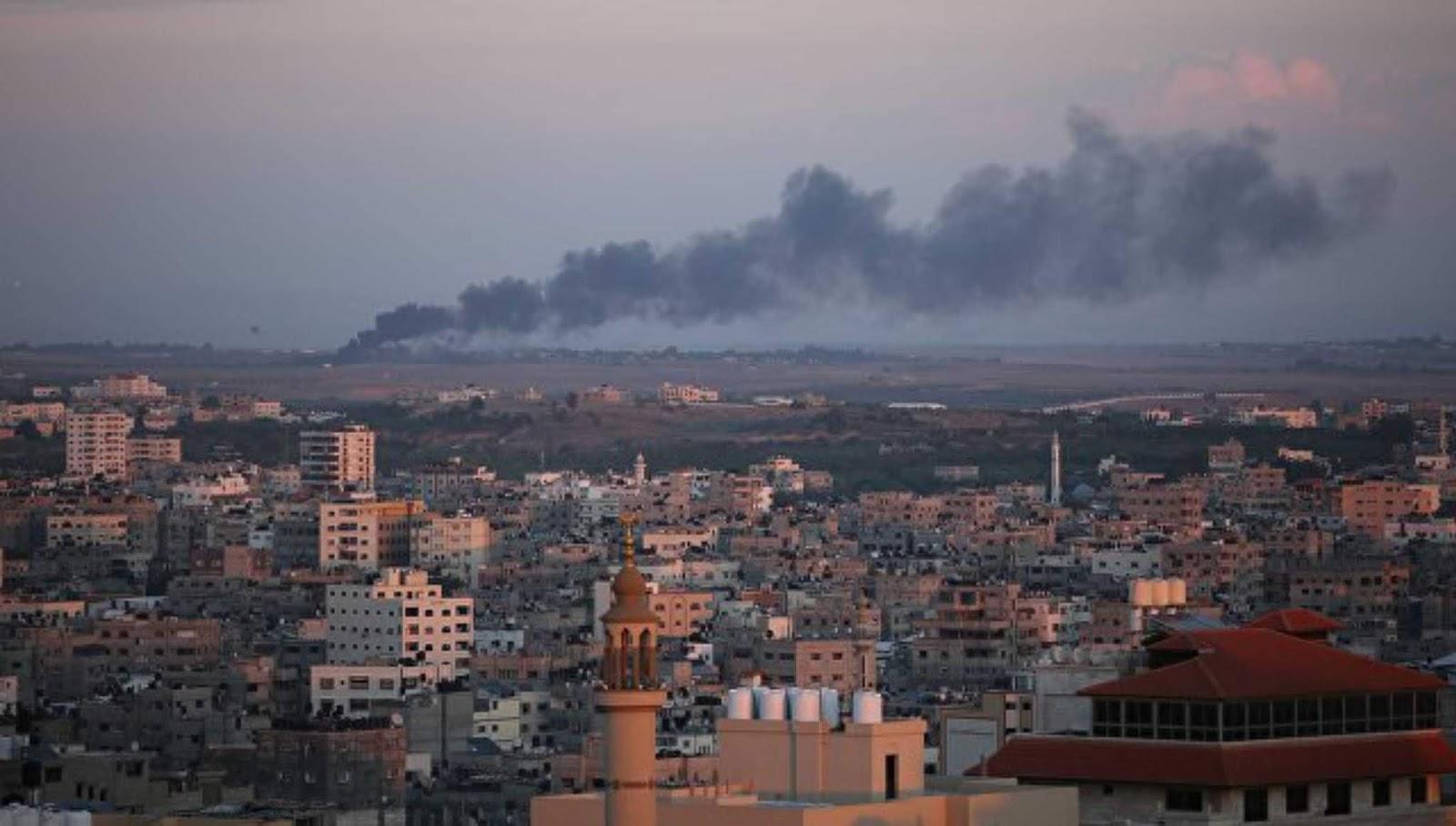 Militer Israel diperintahkan untuk bertindak di Gaza