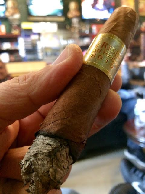 Gran Habano Gran Reserva #5 2010 cigar 5