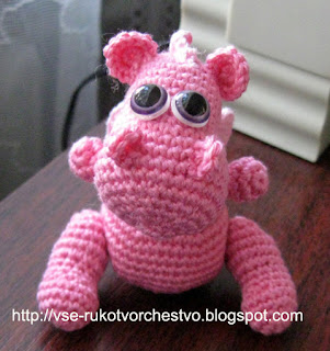 Пряжа для вязания игрушек амигуруми. Пряжа YarnArt Begonia