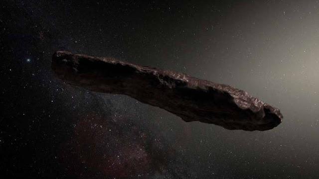 Τι έδειξαν οι πρώτες έρευνες για ίχνη εξωγήινης ζωής στον αστεροειδή-«πούρο»