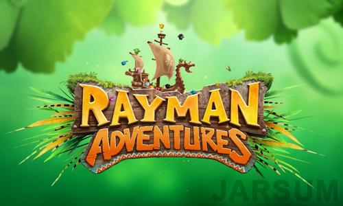 Game Offline Petualangan Terbaik di Android Secara Gratis - Rayman Adventures