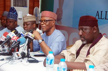 Why we stopped tenure elongation for Oyegun, others — Governor