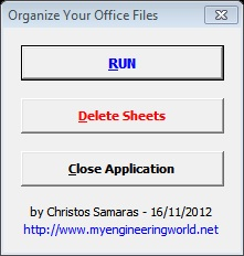 Organize Your Office Files