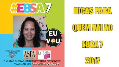 BANER DO EBSA 7 COM A LU TUDO SOBRE TUDO LUCIANE SANTOS