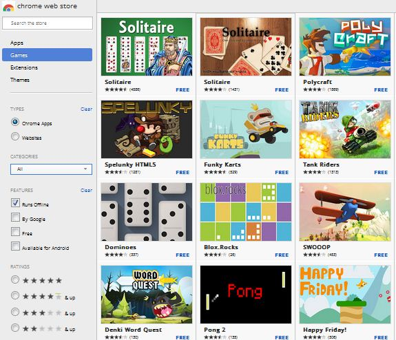 Chrome Offline Play Free Browser Games Without Internet