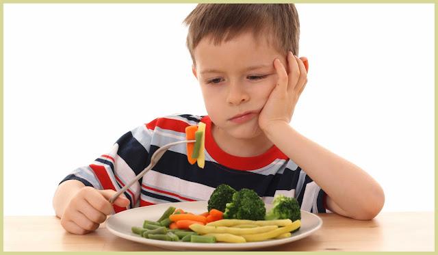 9 Cara Lezat Agar Anak Anda Mau Makan Sayuran