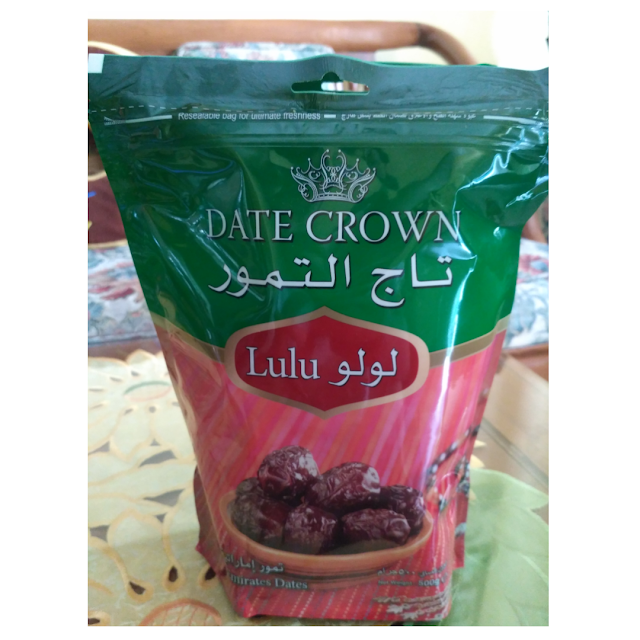Kurma Lulu Date Crown 500 Gr