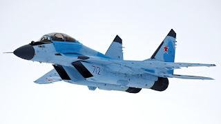 Jet Tempur MiG-35