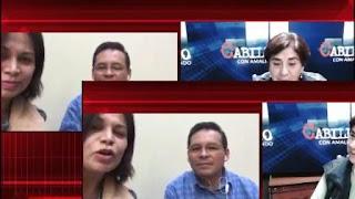 Rivera, Pando y Lizárraga en el programa Cabildeo de este jueves