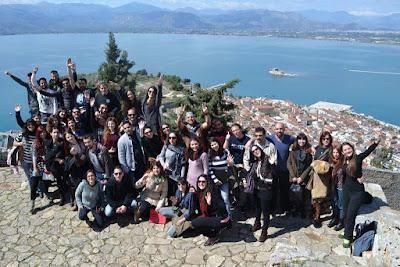 Νέα Ακρόπολη Αθήνας: Εκδρομή στον πολιτισμό του Ναυπλίου