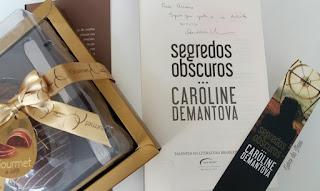 Resenha: Segredos Obscuros - Caroline Demantova