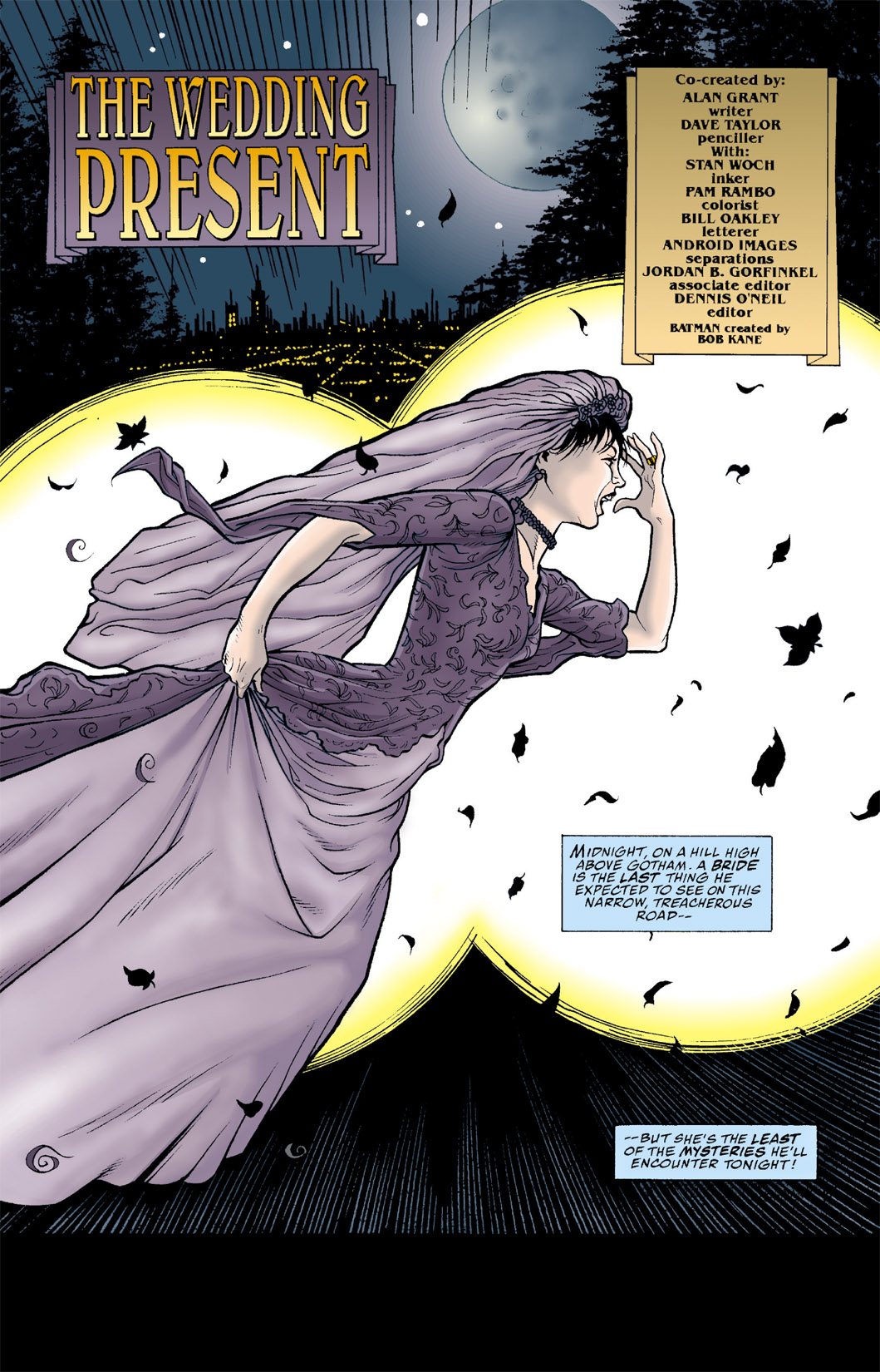 Batman: Shadow of the Bat 64 Page 2
