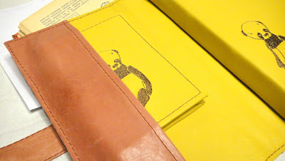Ежедневник в кожаном переплете, А5 и записная книжка кожа, А6