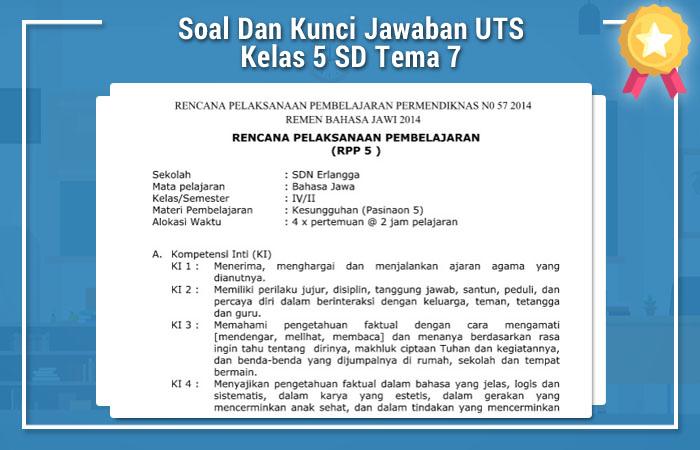 Rpp Mulok Bahasa Jawa Sd Mi Kurikulum 2013 Kelas 4 Jawa Tengah Wiki Edukasi