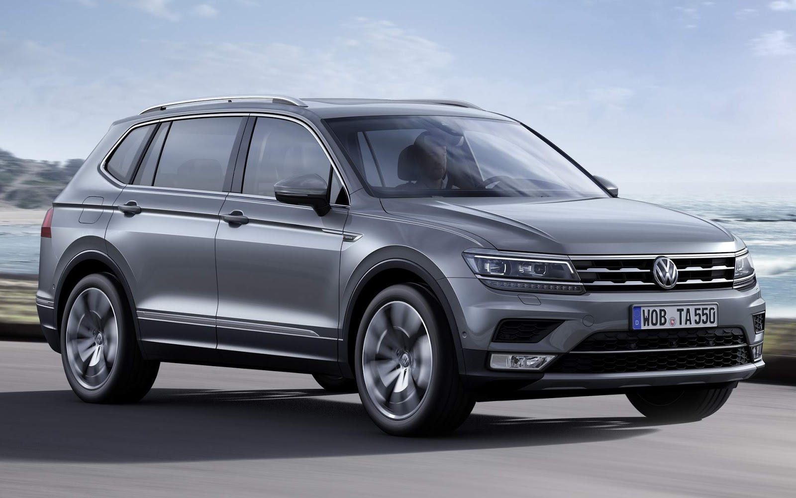 vw tiguan allspace 2017 de 7 lugares chega europa car blog br. Black Bedroom Furniture Sets. Home Design Ideas