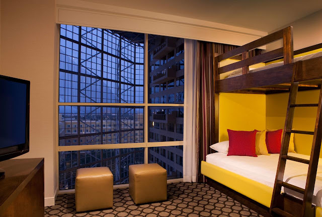 Hyatt Regency Orange County provides a relaxing refuge for your California getaway, located in Garden Grove, California, a quick shuttle ride to Disneyland® and five minutes to the Anaheim GardenWalk, .