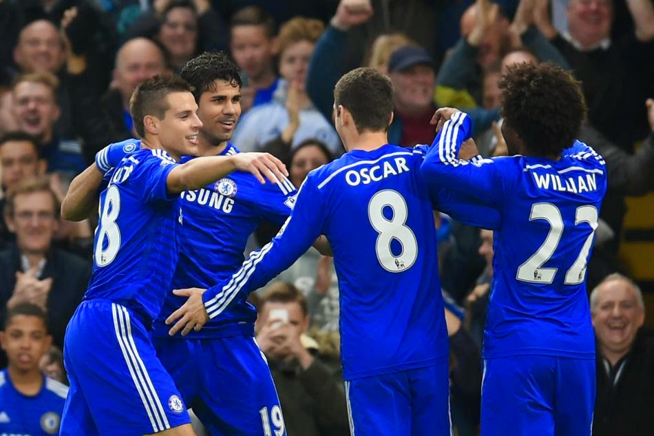 [Premier League] VIDEO Chelsea-West Brom 2-0 Gol Highlights