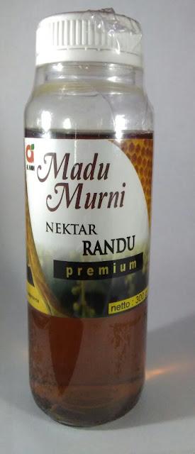 Madu Murni Nektar Randu PREMIUM