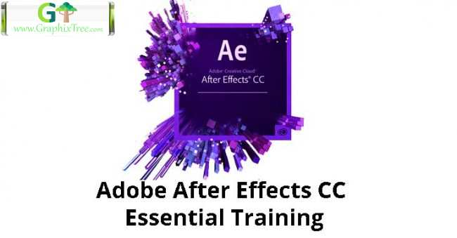 After Effects CC Essential Training by Vidobu Learning