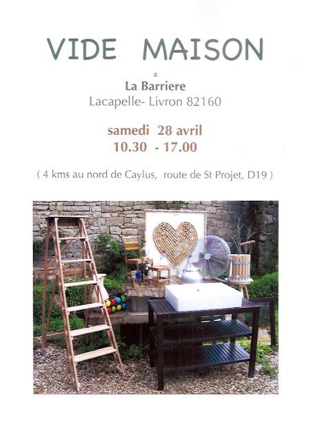 Tag On Line Vide Maison At Lacapelle Livron This Saturday
