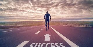 Dezesseis Passos Para o Sucesso Na Vida