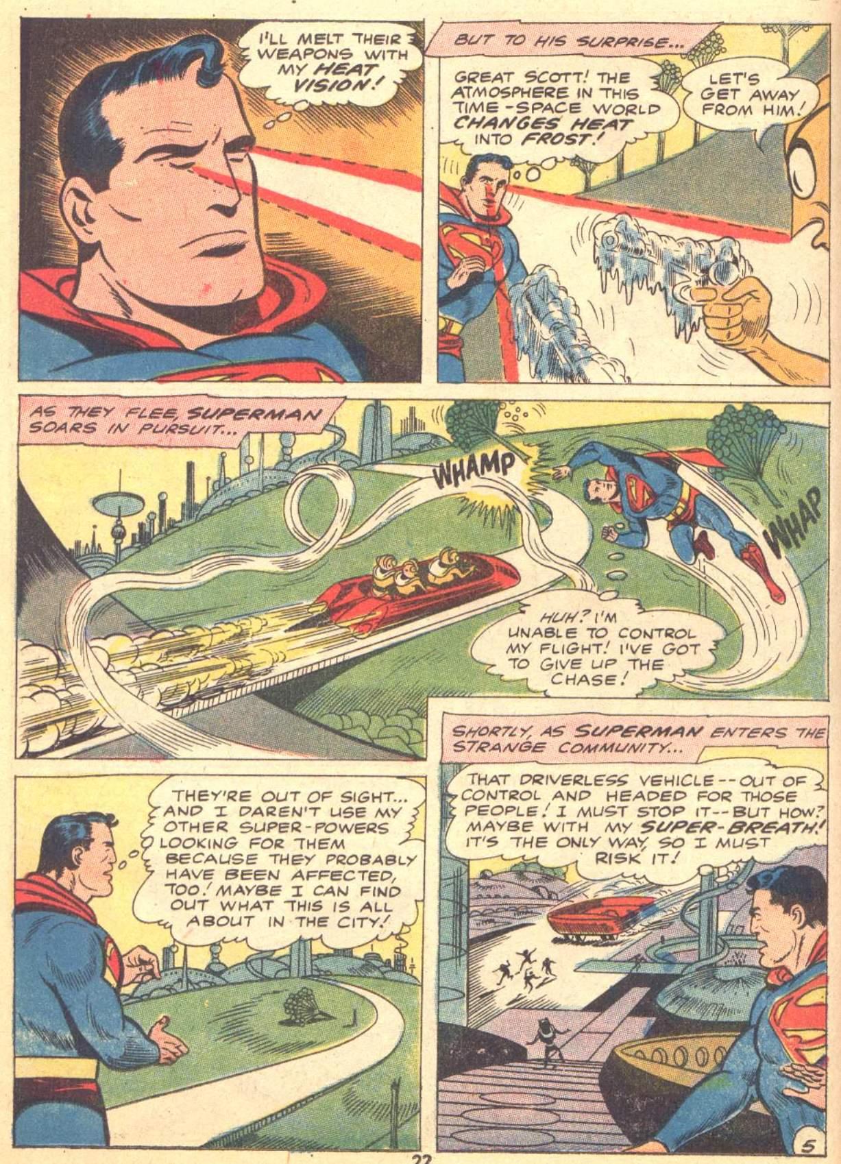Read online World's Finest Comics comic -  Issue #206 - 22