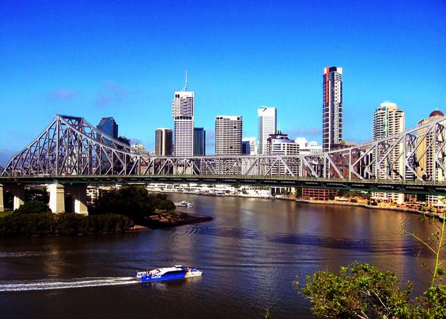 澳洲的氣候與時差 - I Love Travel - 就是愛旅行