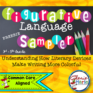 Figurative Language Sampler