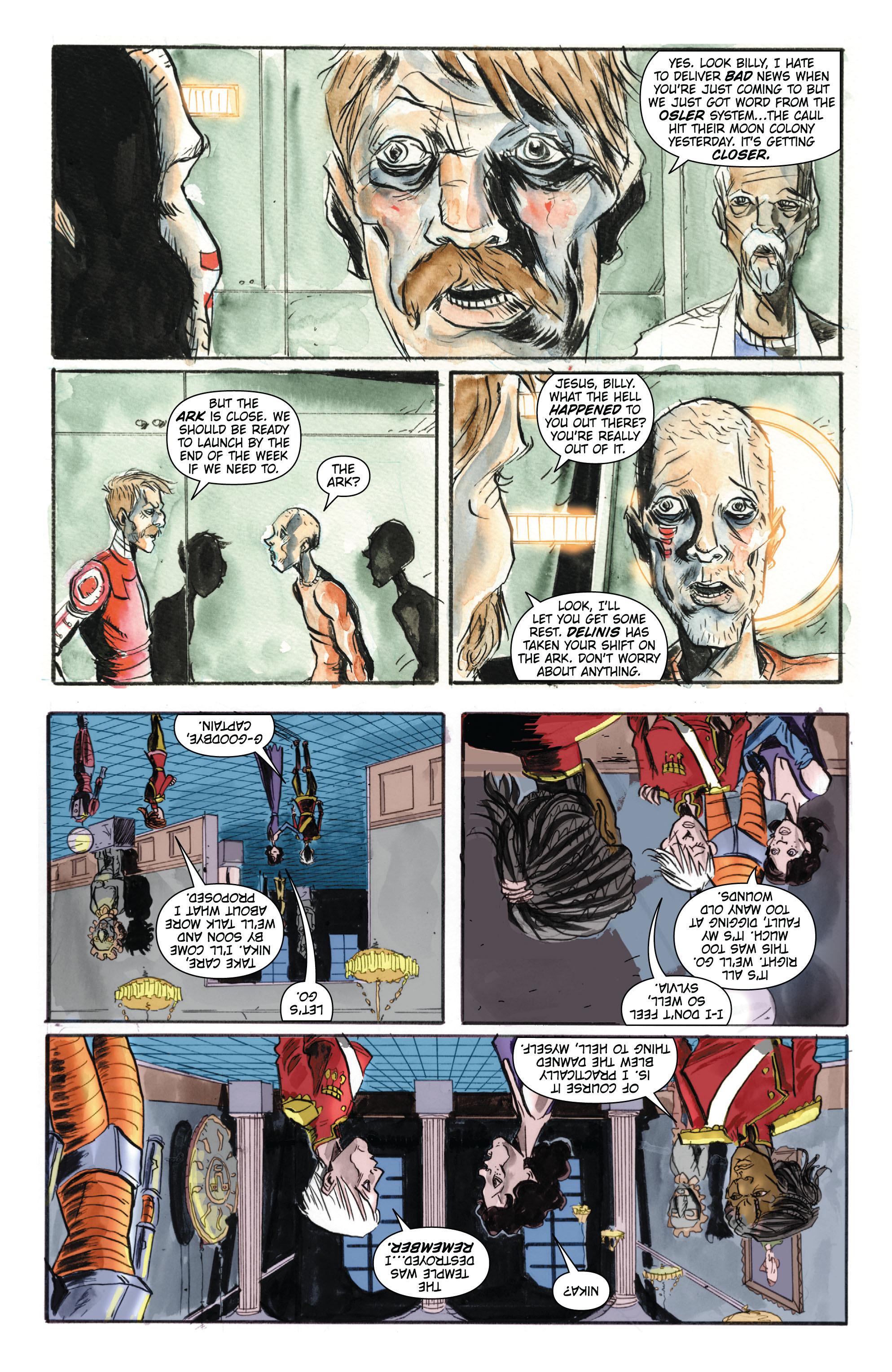 Read online Trillium comic -  Issue # TPB - 121