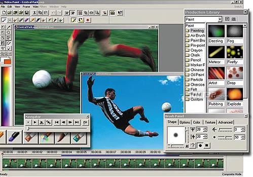 تحميل برنامج Ulead MediaStudio Pro 8 برنامج رائع في منتجة الصوت والصورة كامل ومجانى