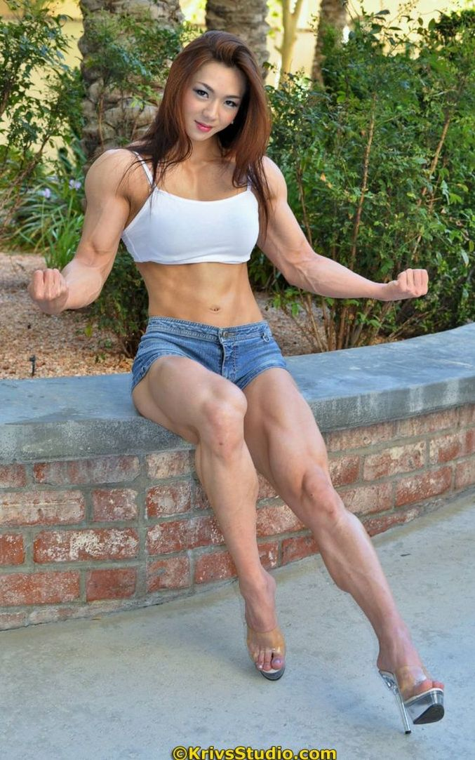 Female Fitness And Bodybuilding Beauties May 2016-5569