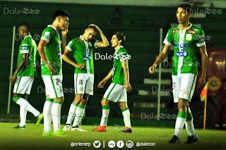 Oriente Petrolero cae con Sport Boys en el último partido del Torneo Clausura 2017 - DaleOoo