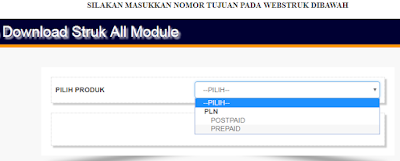 Cara Cetak Struk Token PLN Listrik Prabayar