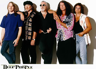 deep purple foto