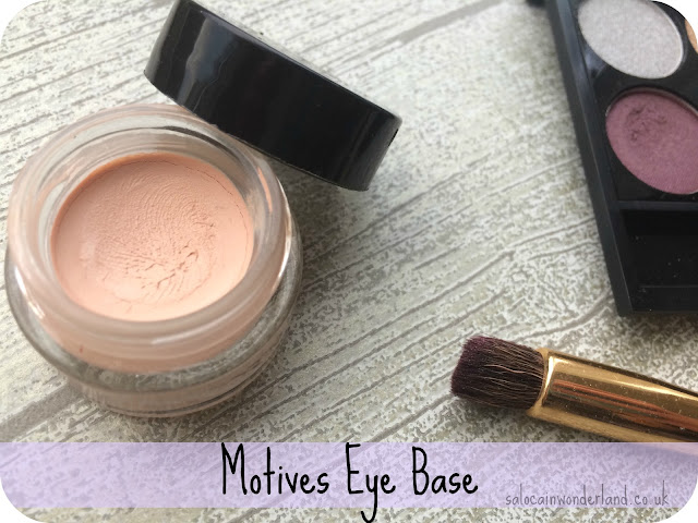 motives eye base review
