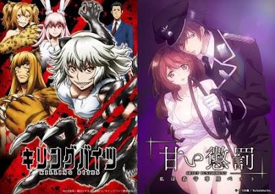 anime romance ecchi comedy school terbaru 2018