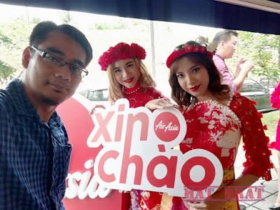 AirAsia lancar Destinasi Terbaru ke Phu Quoc Island Vietnam