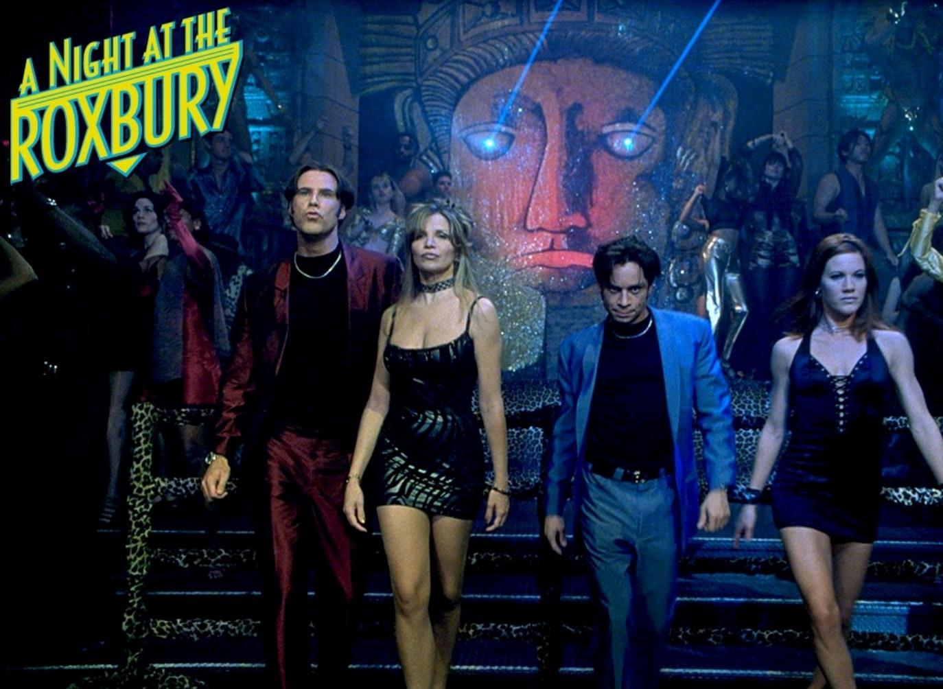 Att se film: A Night At The Roxbury (1998) SWESUB