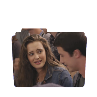 Preview of 13 reasons why, Kathryn langford, celebrity, actress, cute schene, folder icon