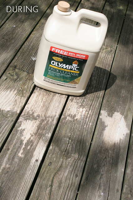 How to apply Rustoleum Deck Restore, How to Makeover an old Wood Deck, Rustoleum Deck Restore Review, Affordable Deck Update